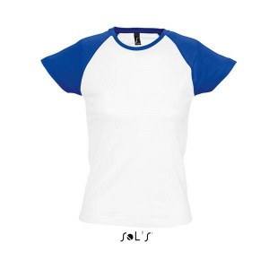 WHITE/ROYAL BLUE